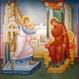 En Galilée, devenue partie de l'empire romain, une jeune femme reçoit, chez elle, une visite inattendue et bouleversante...
